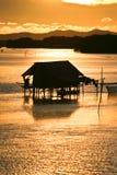 Fisherman lifestyle Royalty Free Stock Photo
