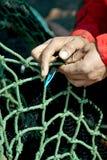 Fisherman net Stock Photos