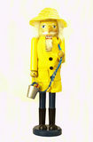 Fisherman nutcracker Royalty Free Stock Photography