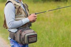 Fisherman Royalty Free Stock Photo