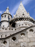 Fisherman's Bastion Stock Photography