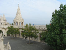 Fisherman's Bastion royalty free stock images