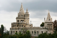 Fisherman's Bastion royalty free stock photography