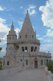Fisherman's bastion. Hungary. Budapest Royalty Free Stock Photos