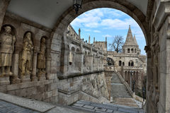 Free Fisherman S Bastion Royalty Free Stock Photography - 54476907