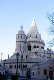 The fisherman's Bastion Royalty Free Stock Photo