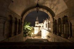 Fisherman's Bastion Budapest royalty free stock image