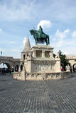 Fisherman's Bastion Budapest Stock Photography