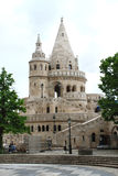 Fisherman's Bastion in Budapest. Historical building of Fisherman's Bastion in Budapest (Hungary Stock Image