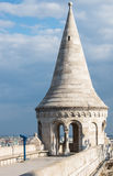 Fisherman's Bastion at Budapest, Hundary Royalty Free Stock Photo