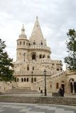 Fisherman's Bastion in Budapest, Hungary Royalty Free Stock Images