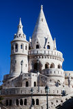 Fisherman's Bastion. Budapest, Hungary Stock Photos