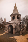 Fisherman`s Bastion in Budapest Stock Images