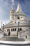 Fisherman's Bastion, Budapest, Hungary Stock Images
