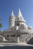 Fishermans Bastion in Budapest Stock Photos