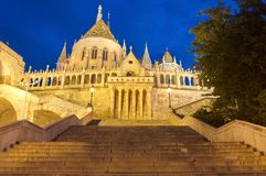 Fisherman's Bastion, Budapest Royalty Free Stock Photo