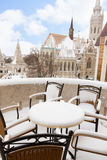 Fisherman's Bastion, Budapest Royalty Free Stock Photography