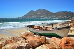 Fisherman's Boat Royalty Free Stock Photo