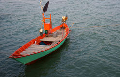 Fisherman`s boats. Royalty Free Stock Images