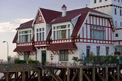 Fisherman's Club Buenos Aires Stock Image