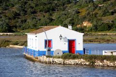 Fisherman's cottage Royalty Free Stock Images