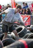 Fisherman's Friend Strongman run 2012 Royalty Free Stock Images