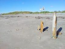 Fisherman& x27; s-Kai, Nova Scotia Lizenzfreies Stockfoto