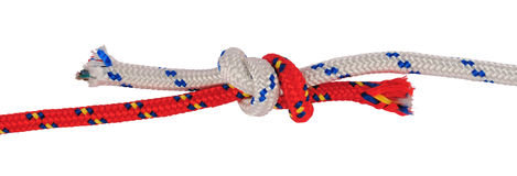 Fisherman's Knot Stock Photography