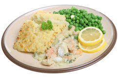 Fisherman's Pie Stock Images