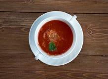 Fisherman's soup Stock Image