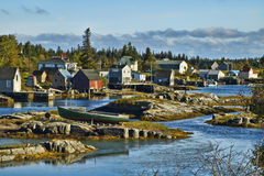 Fisherman's Village Stock Photography