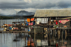Fisherman's Village Royalty Free Stock Photography