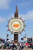 Fisherman's Wharf Royalty Free Stock Photos