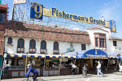 Fisherman's Wharf Royalty Free Stock Image