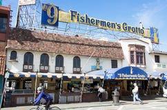 Fisherman's Wharf royalty free stock image