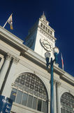 Fisherman's Wharf. Clock Tower by Fisherman's Wharf in San Francisco Stock Images