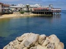 Fisherman's Wharf, Monterey CA Royalty Free Stock Photos