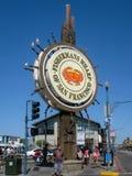 Fisherman's Wharf in San Francisco Stock Photo