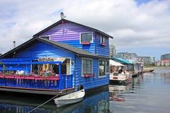 Fishermans Wharf, Victoria Royalty Free Stock Photo