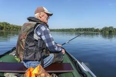 Fisherman Stock Photography