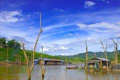Fisherman village Royalty Free Stock Images