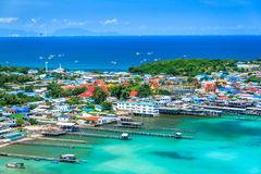 Fisherman Village Royalty Free Stock Photos