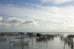 Fisherman village. Stock Photo