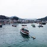 Fisherman Village Royalty Free Stock Photo