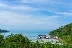 Fisherman Village Stock Photography