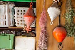 Free Fisherman Warehouse Royalty Free Stock Photo - 32225005