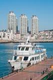 Fisherman Wharf Dalian. Stock Images