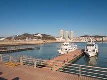 Fisherman Wharf. Stock Photos