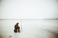 Fisherman. Stock Photos