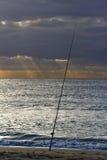 Fishermans штанга Стоковые Изображения RF